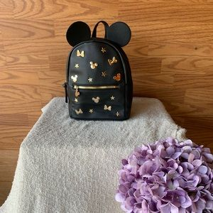Loungefly Disney Mini Faux Leather Bag Backpack